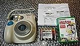 FUJIFILM インスタントカメラ チェキ instax mini70?90用ハンドストラップ グレー 315363