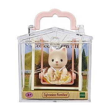 SYLVANIAN FAMILIES Baby Carry Case Mini muñecas y Accesorios Epoch para Imaginar 5201: Amazon.es: Juguetes y juegos