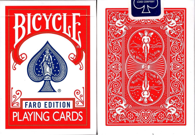 Amazon.com: Faro Edition - Tarjetas de juego para bicicleta ...