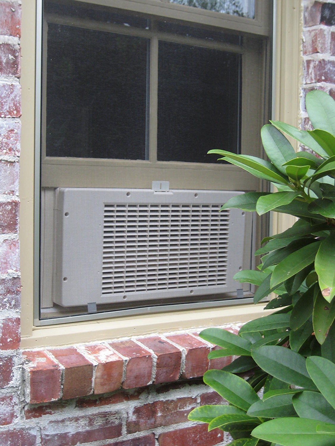 If your bathroom exhaust fan has become ear splitting over time it s - Amazon Com Nature S Cooling Solutions Eco Breeze Smart Window Fan Home Kitchen