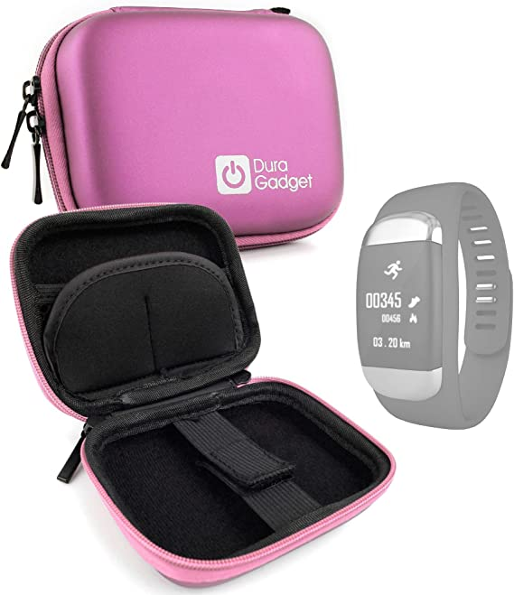 DURAGADGET Estuche Rígido para Game Golf Live, My Buddy Tag Wearable, Stifit Smart Fitness Tracker: Amazon.es: Electrónica