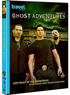 Ghost Adventures Ipad Wallpaper