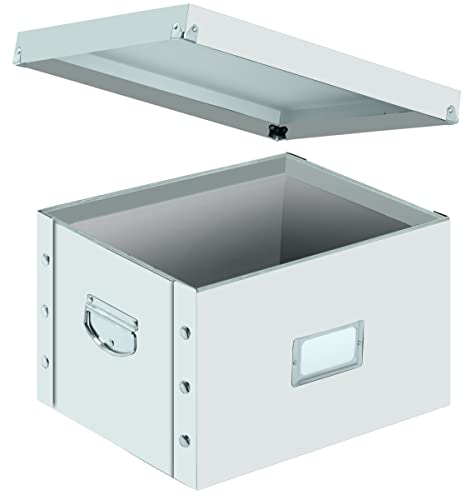 e49a7d281f1 Amazon.com   Snap-N-Store Letter and Legal File Box