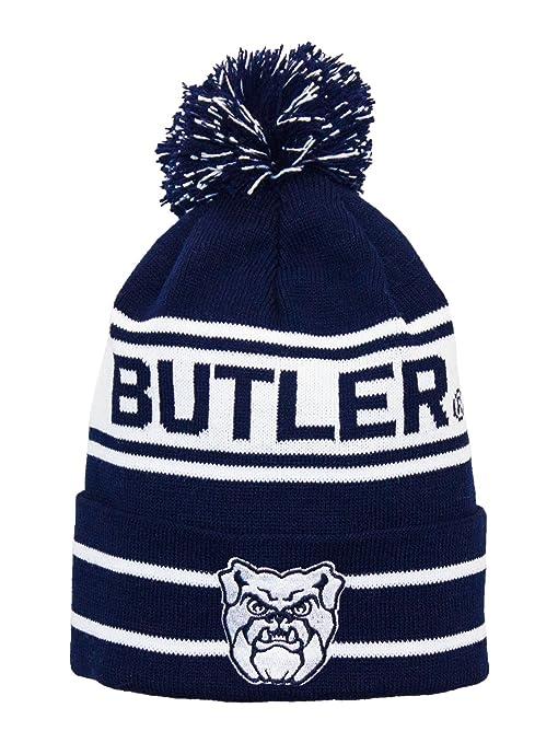 b98e032334c Amazon.com   Butler Bulldogs Beanie - Butler University Toboggan ...
