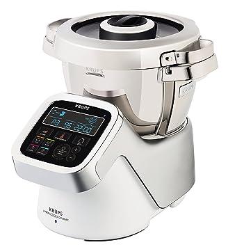 Krups iprep & Cook XL Gourmet Robot da Cucina Multifunzione con ...