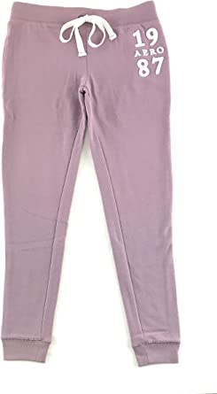 Aeropostale Womens Cotton Polyester Jogger with Pockets