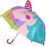 Stephen Josheph Gifts Kids' Little Girls' Stephen Joseph Pop Up Umbrella, Unicorn
