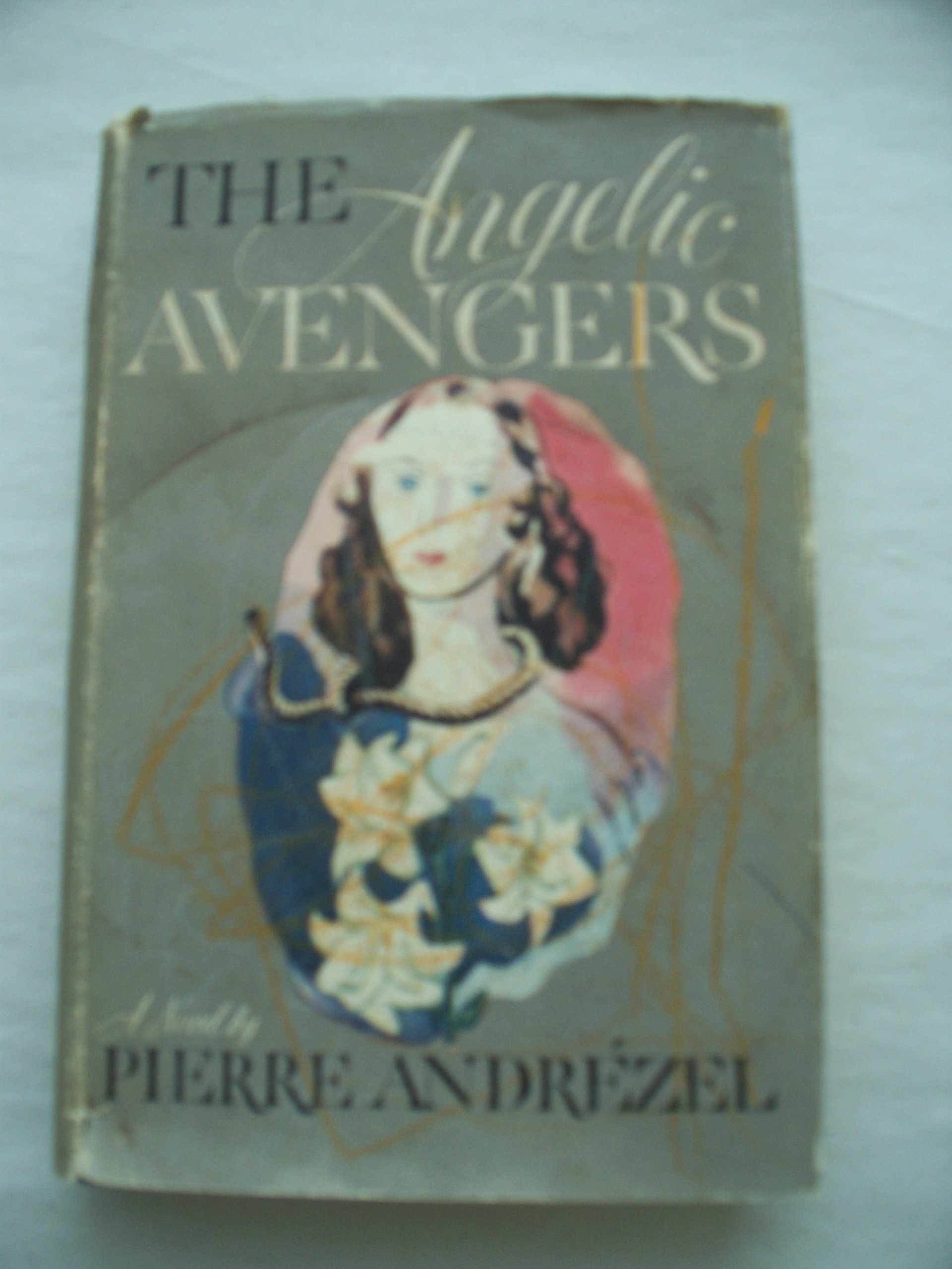 Read Online The Angelic Avengers (English and Danish Edition) PDF