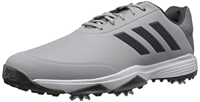 new arrival 19546 69f18 adidas Mens Adipower Bounce Golf Shoe, Grey, ...