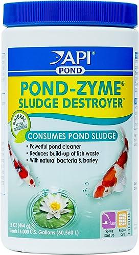 API-Pond-Zyme-Sludge-Destroyer-Pond-Cleaner