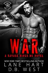 War (Savage Kings MC Book 4) Kindle Edition