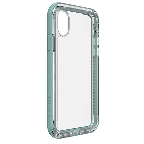 super popular df3b0 81015 Lifeproof NEXT SERIES Case for iPhone X (ONLY) - Seaside / Transparent
