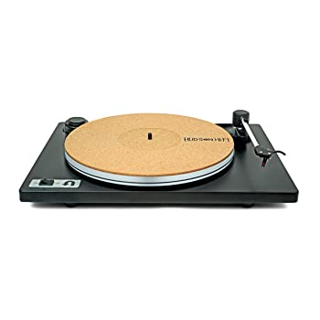 CoRkErY Recessed Turntable Platter Mat – Audiophile Anti-Static Slipmat