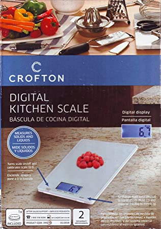 Crofton: Digital Kitchen Scale