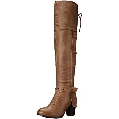 2 Lips Too Women's Too Local Boot | Over-the-Knee