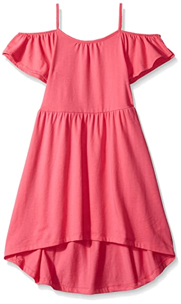 16297a721 The Children s Place Toddler Girls  Everyday Cold Shoulder Dress ...