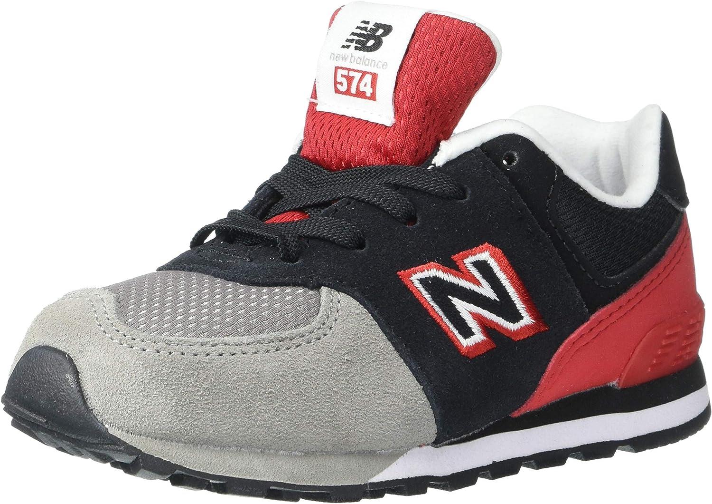 Jajaja Irregularidades buscar  Amazon.com | New Balance Kids' 574 V1 Pack Lace-up Sneaker | Sneakers