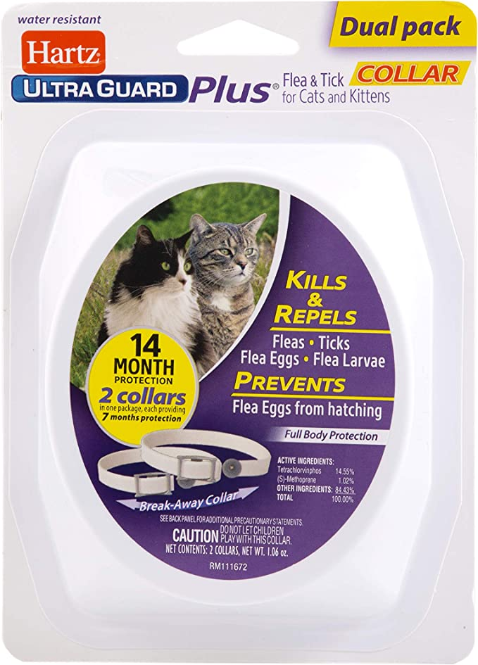 Hartz_UltraGuard_Plus_Flea_&_Tick_Collar_for_Cats_and_Kittens,_7_Month_Flea_and_Tick_Prevention_and_Protection,_White,_2_Count
