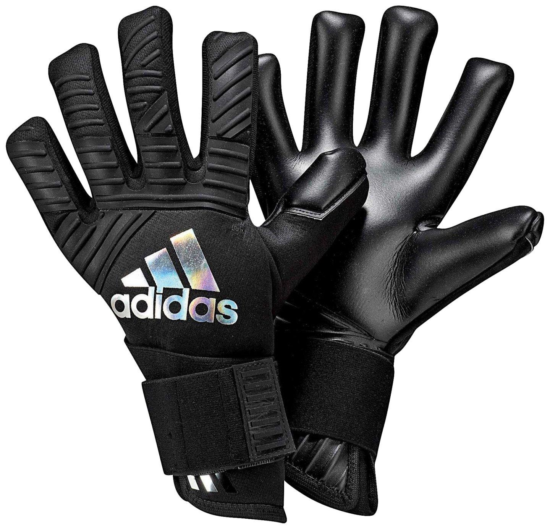 Adidas Ace Magnetic Storm Gants de Gardien de But 10 Black/Holographic-Smc/Black: Amazon.fr: Sports et Loisirs