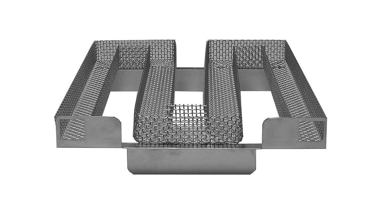 Peetz Räucherofen isoliert (Aluminium) 9