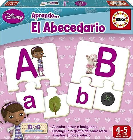 Educa Juguetes Juegos Educativos El Doctora Aprendo Abecedario 16084 WD29IEH