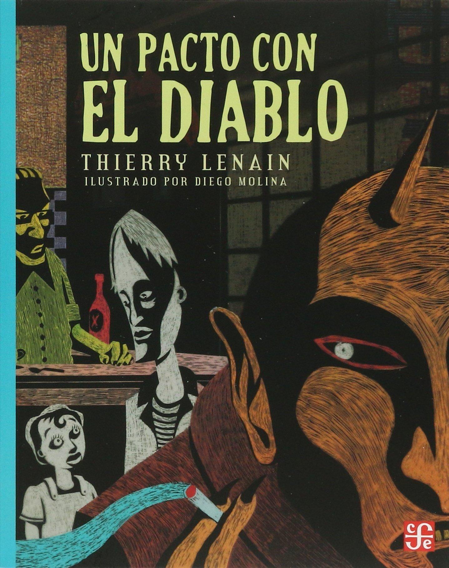 Un pacto con el diablo (A La Orilla Del Viento) (Spanish ...
