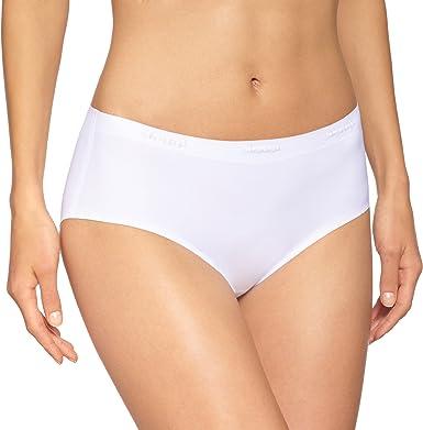 Womens Briefs Microfiber Invisible Supreme Maxi Sloggi Underwear Comfort