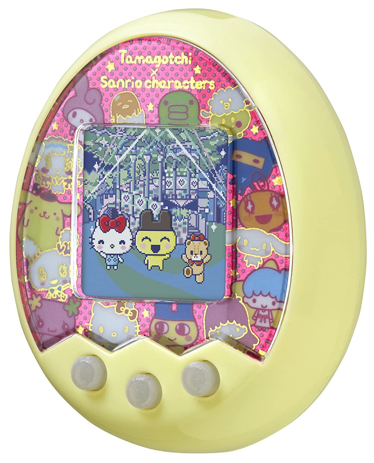 Tamagotchi m!x version