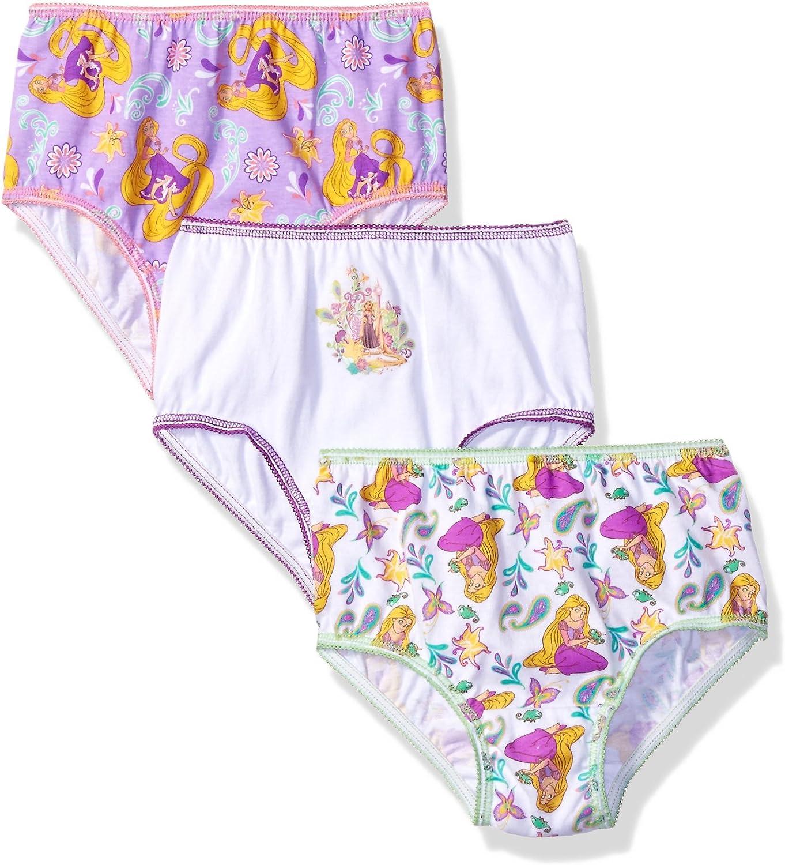 Disney Moana Girls Cotton Panties Underwear 7-Pack Toddler Sizes 2T//3T-4T 6 8
