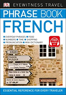 French Phrasebook: +1400 French Phrases to travel in France