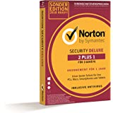 Norton Security Deluxe Sonderedition 2018 | 2+1 Geräte | PC/Mac/Smartphone/Tablet | Download