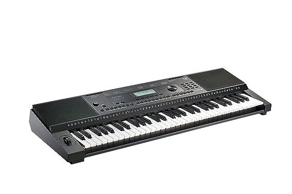 Kurzweil Home KP110 Teclado portátil de 61 notas con asistente de rendimiento (KP-110): Amazon.es: Instrumentos musicales