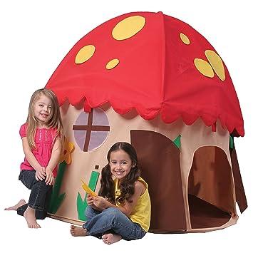 Bazoongi Play Structure Mushroom House  sc 1 st  Amazon.com & Amazon.com: Bazoongi Play Structure Mushroom House: Sports u0026 Outdoors
