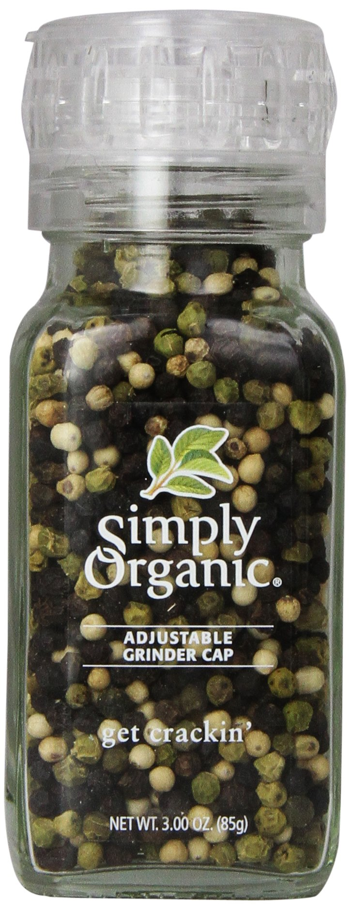 Simply Organic Get Crackin' Certified Organic, 3-Ounce Container by Simply Organic (Image #1)