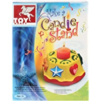 ToyKraft Make A Candle Stand