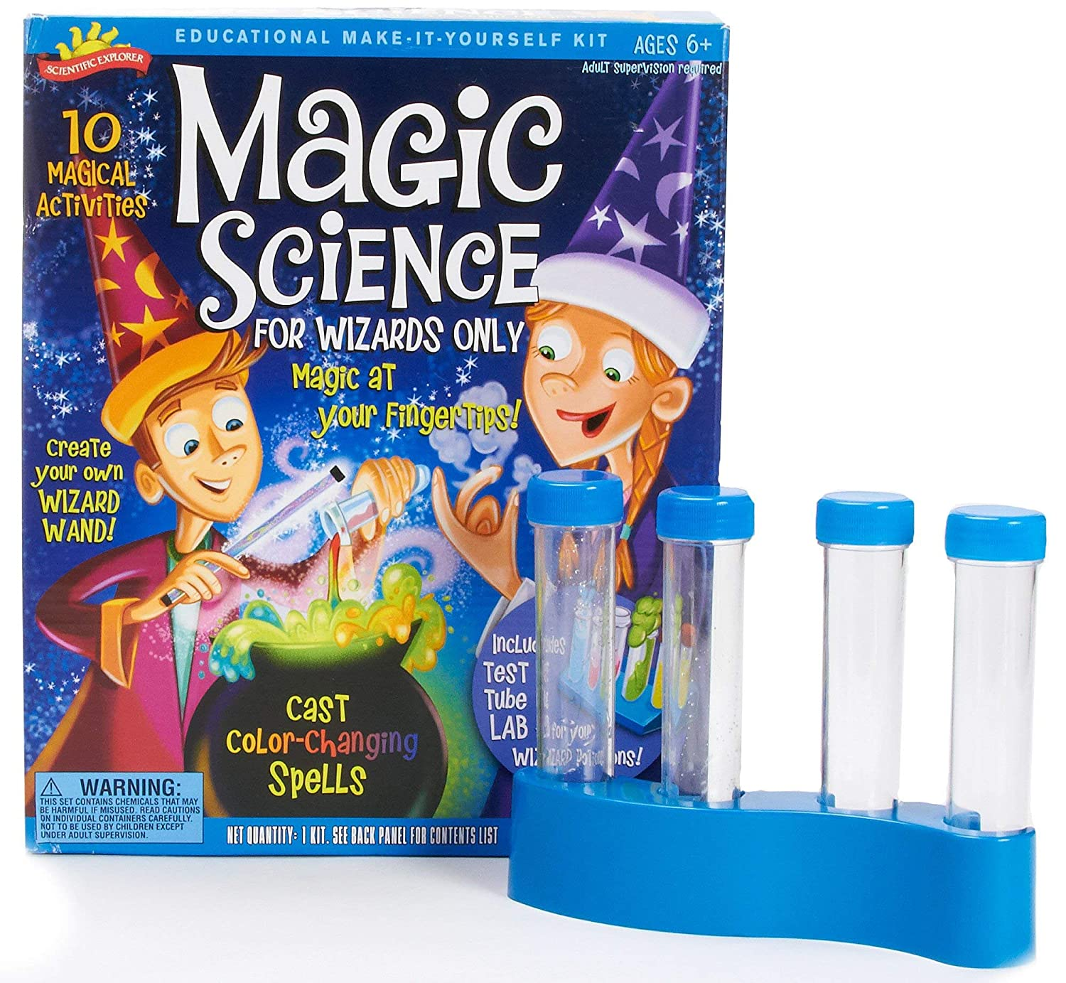 $7.99 (reg $24) Scientific Exp...