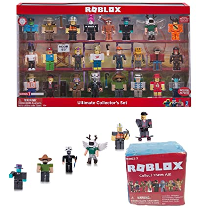 Amazon com: 24 Ultimate Roblox Collection Bundled with Blind Box