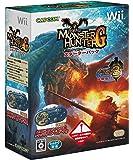 モンスターハンターG スターターパック(「オリジナル仕様クラシックコントローラ」&「モンスターハンター3(トライ)体験版」同梱)(初回追加入荷分) - Wii