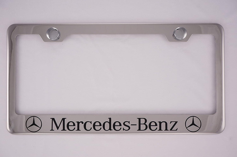 Wunderbar Mercedes License Plate Frames Bilder - Rahmen Ideen ...