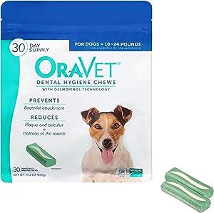 Merial Oravet Dental Hygiene Chew