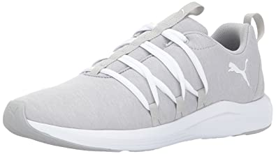 45a2719366ce PUMA Women s Prowl Alt Smooth Wn Sneaker Gray Violet White