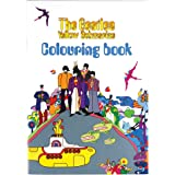 The Beatles - Yellow Submarine Colouring Book