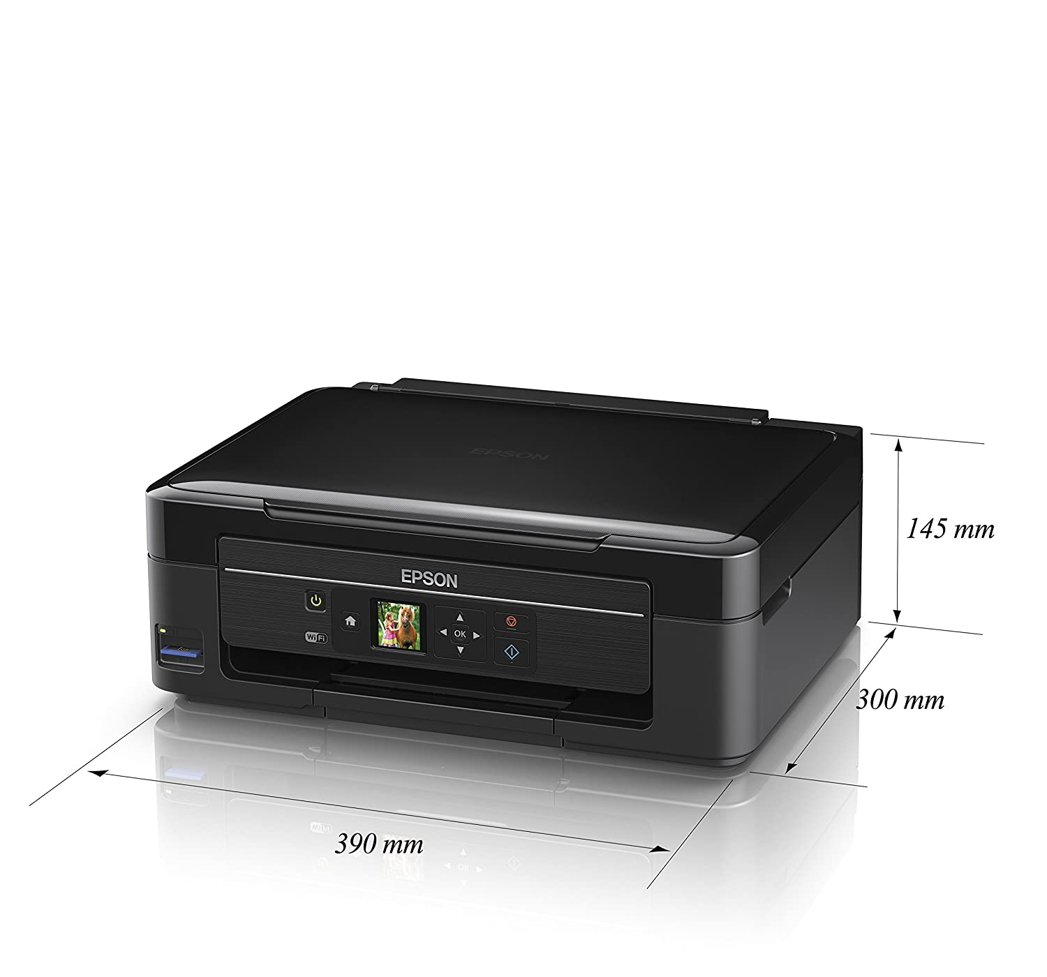 Amazon.com: Epson Epson Expression Home XP-322 all-in-One ...