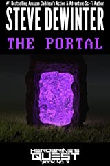 The Portal (Herobrine's Quest Book 2) Kindle Edition