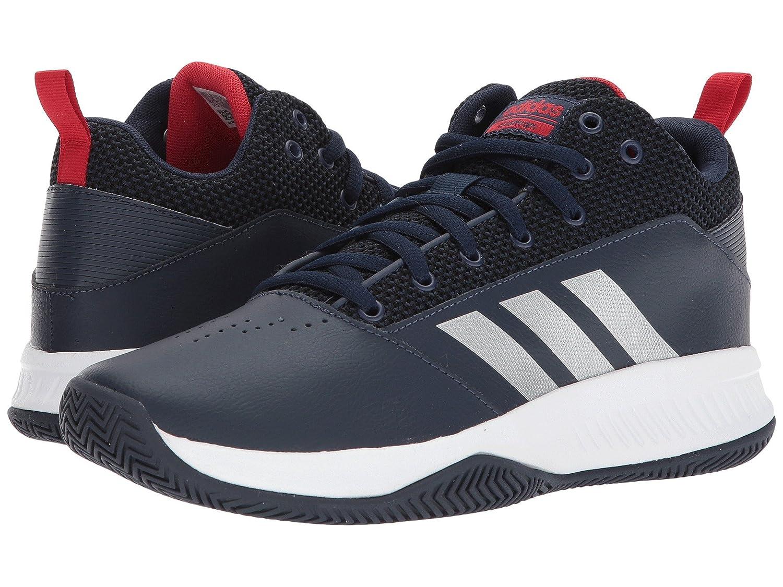 (アディダス) adidas メンズ野球ベースボールシューズ靴 CF Ilation 2.0 Navy/Silver/Scarlet 7 (25cm) D Medium B07BQKTBQZ
