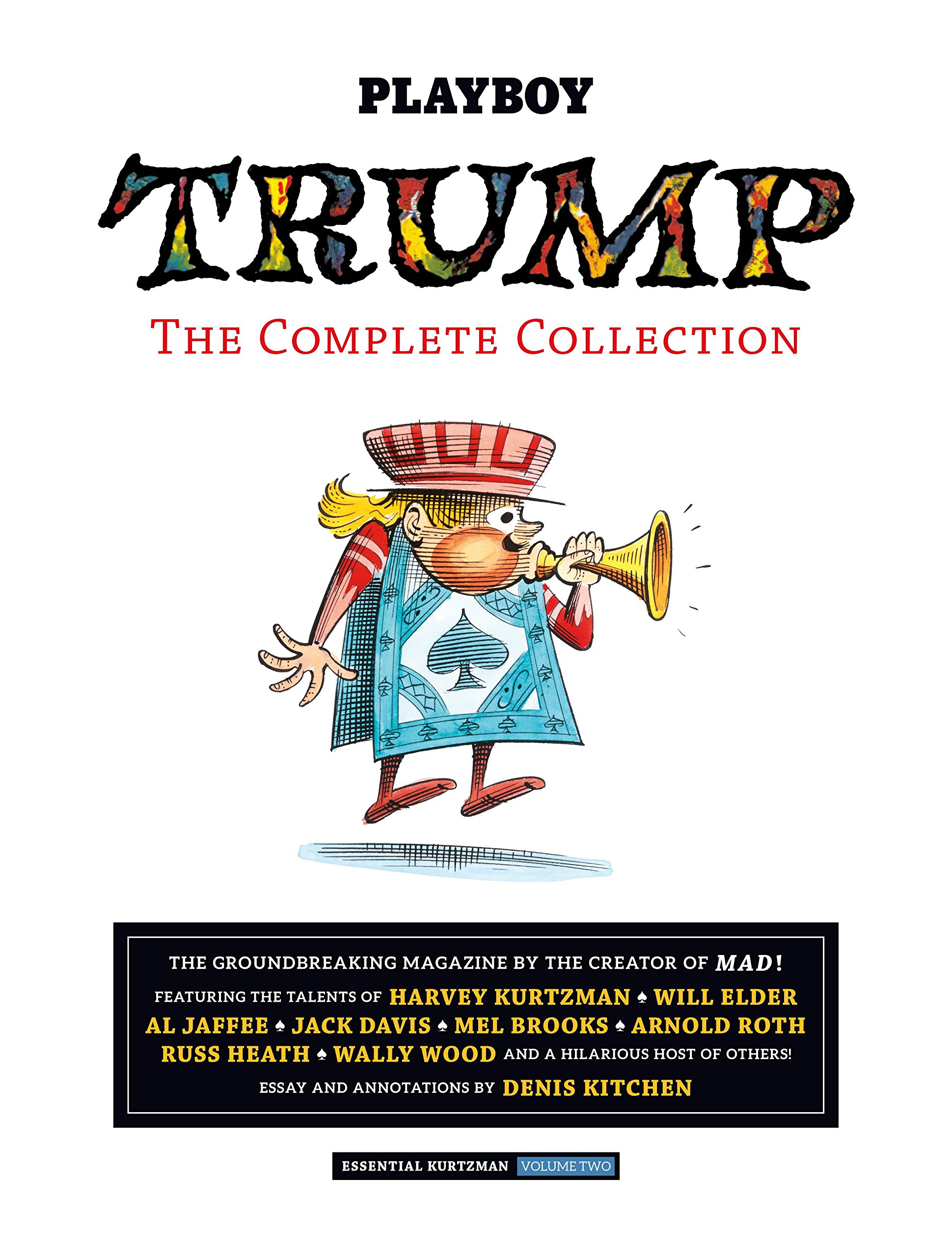 Trump: The Complete Collection (Essential Kurtzman) by Dark Horse Books