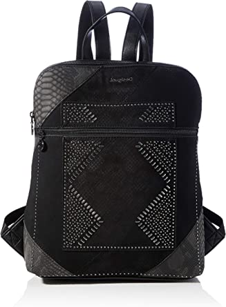 Oferta amazon: Desigual Accessories PU Backpack Medium, Mochila. para Mujer, Talla única