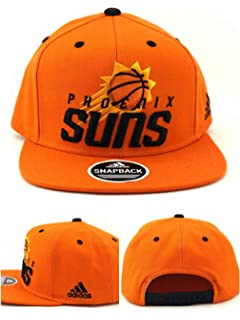 adidas Phoenix Suns PHX NBA Team Preferred New Logo Orange Snapback Era Hat  Cap 4d46751e9505