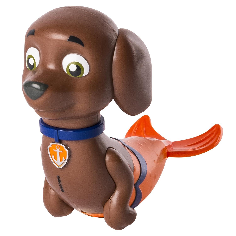 PAW PATROL – Paddlin' Pups – Zuma Merpup – Spielfigur zum Aufziehen Spin Master 20073018