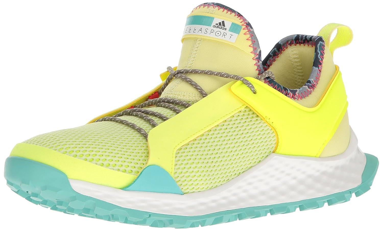 adidas Women's Aleki X Cross Tainer B01N3YUE5Z 7.5 M US|Yellow/Yellow/Aqua